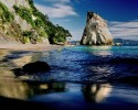 Self Drive Tours New Zealand - Cathedral Cove Coromandel