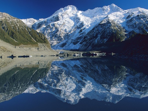Lake Mt Cook