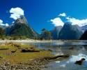 Luxury New Zealand Tours - Mitre Peak Milford Sound