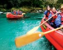 Self Drive Tours New Zealand - Family Kayaking