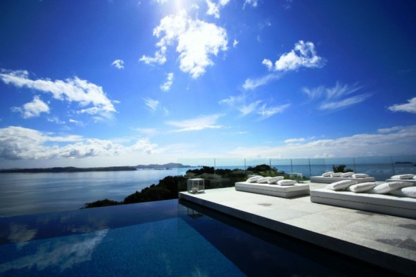 Eagles Nest luxury accommodation, Bay of Islands