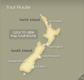 16 Day – Highlights of New Zealand Tour | Luxury Travel in New Zealand