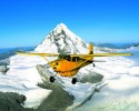 Scenic flights over New Zealand's Southern Alps with Glenorchy Air