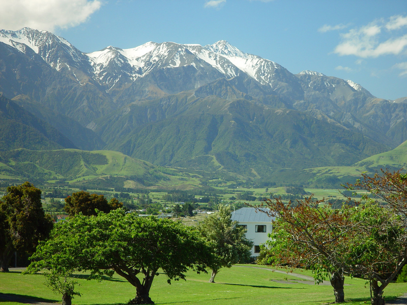 Kaikoura Luxury Travel In New Zealand