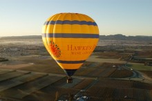 Hot Air Ballooning Hawkes Bay