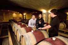 Hawkes Bay winery tours and wine tasting
