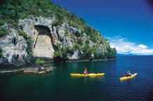 Kayak tours Taupo