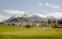 Luxury golf accommodation, Queenstown New Zealand