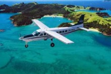 Bay of Islands scenic flights