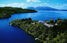 Lake Tarawera luxury accommodation - Solitaire Lodge